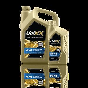 UnixX 5w40 เบนซิน